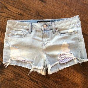 NWT: Express women's Jean shorts